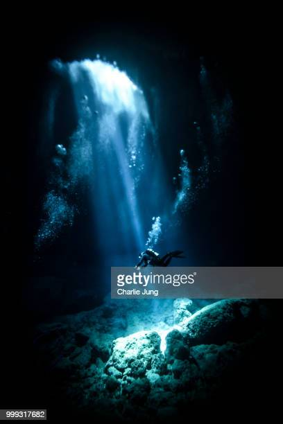 sound of water - 北マリアナ諸島 ストックフォトと画像