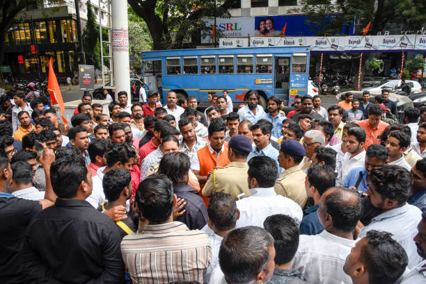 Sound System Businessmen Protest Against Ban On Sound Systems In