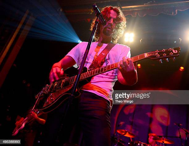 Soundgarden performs at Citi Presents Exclusive Soundgarden Performance Celebrating 20th Anniversary of 'Superunknown' at Webster Hall on June 2 2014...