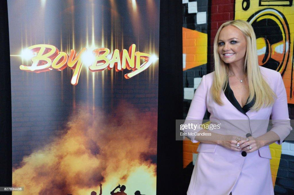"ABC's ""Boy Band"" - Season One : News Photo"