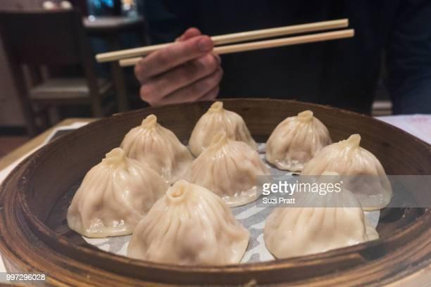 Soup Dumplings in Macau