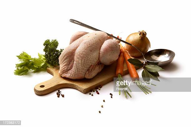 Soup Ingredients: Chicken