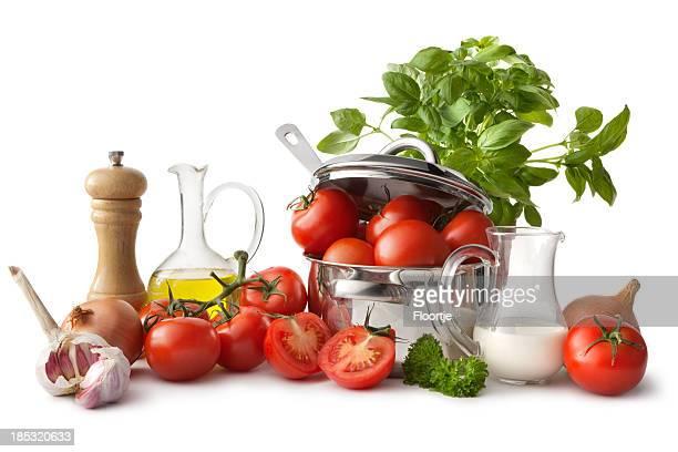 Suppe Zutaten: Tomate