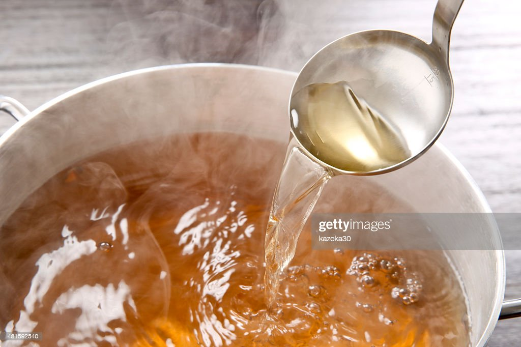 Soup of Japan : Stock Photo
