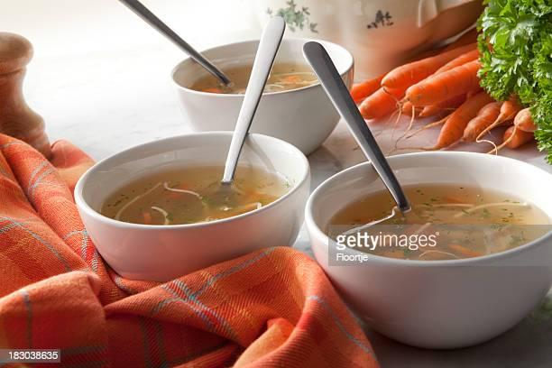 Soup Stills: Chicken