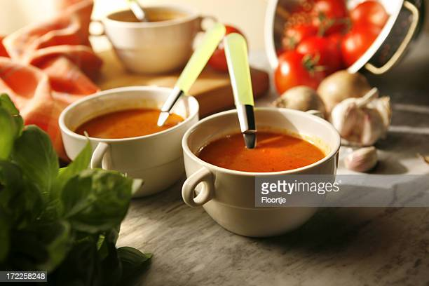 スープスティルス:トマトスープ