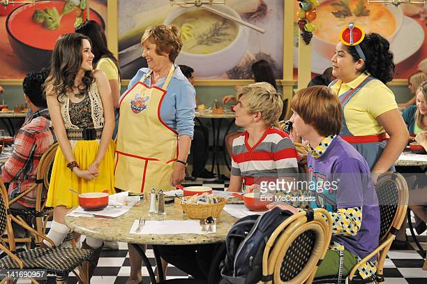 AUSTIN ALLY Soups Stars Trish's new boss at Miss Suzy's Soups is also Ally's former elementary school teacher and when Ally inadvertently plays a...