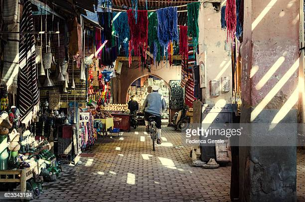 Souq of Marrakesh