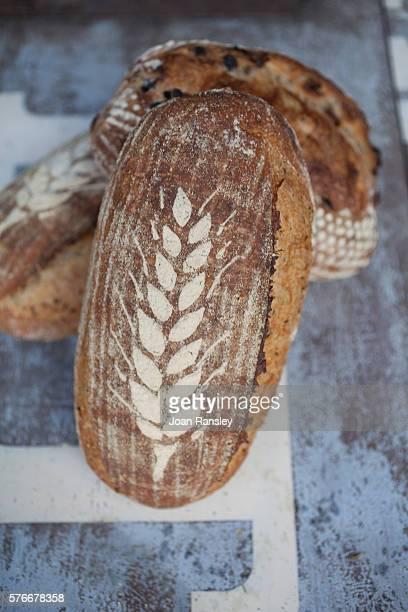 Sour dough artisan bread