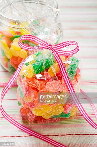 Sour Sweets (fruity jelly sweets, USA)