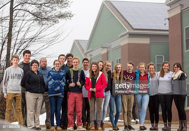 Source gives the Scion Award to the Camden Windplanners -- a student group at Camden Hills Regional High School. Solar panels , a wind turbine and...
