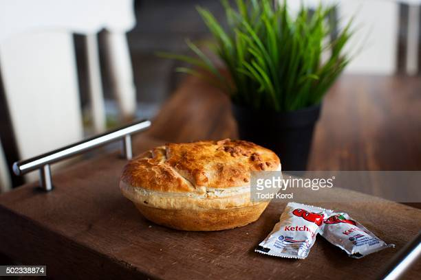 Sourced with Michele Henry at Wisey's Bakehouse making a steak pie in Toronto Ontario