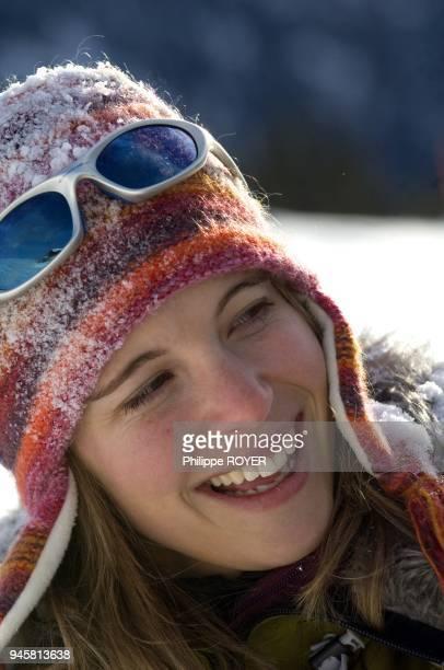 sourire vacances aux sports d'hiver MR smile winetr holidays MR