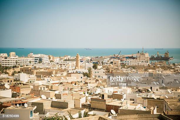 sousse city, tunisia - sousse stock pictures, royalty-free photos & images