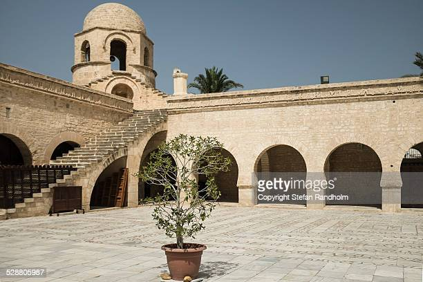 sousse great mosque - sousse stock pictures, royalty-free photos & images