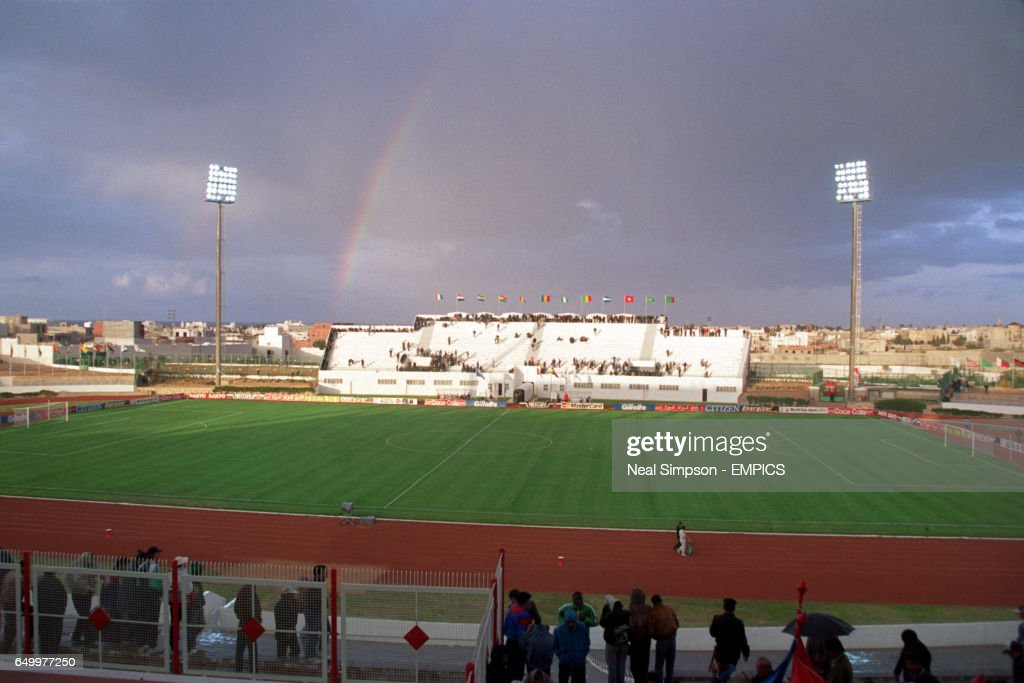 Sousse Stadium, home to Etoile Sportive du Sahel News Photo