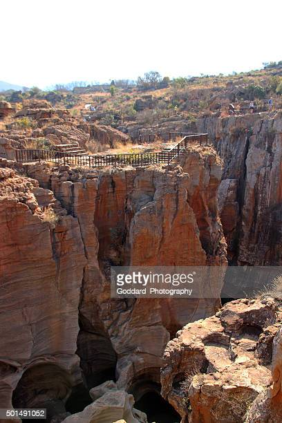 South Africa: Bourke's Luck Potholes
