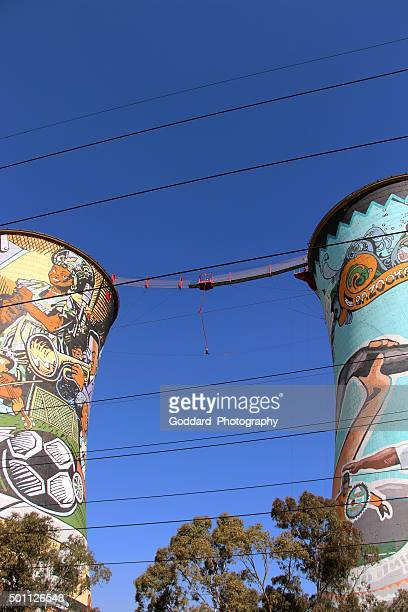South Africa: Bungee Jumping in Soweto