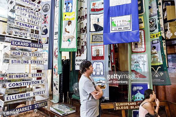 South Africa Cape Town City Centre District Six Museum apartheid exhibit