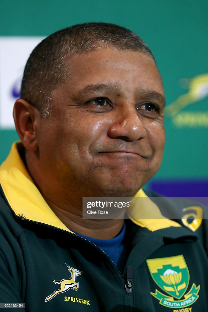 South Africa Media Session