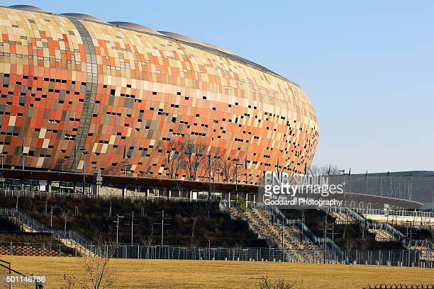 South Africa: FNB Stadium in Johannesburg