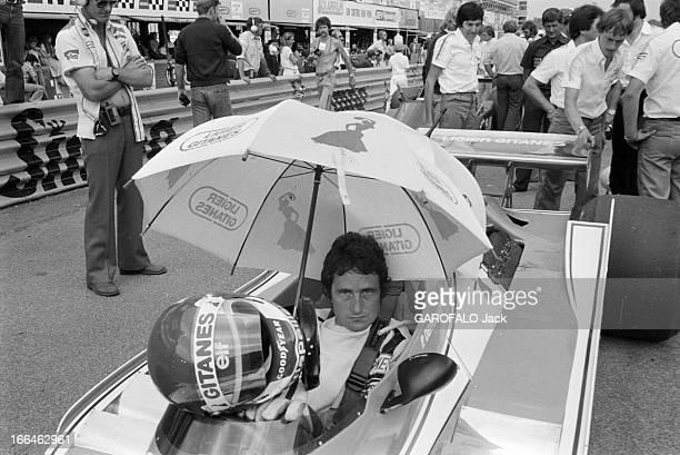 South Africa Formula 1 Grand Prix January 1979 En Afrique du Sud le 4 mars 1979 à l'occasion du Grand Prix de Formule 1 sur le circuit de Kyalami le...
