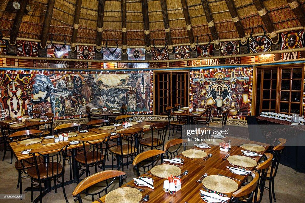 South africa johannesburg lesedi lodge cultural village