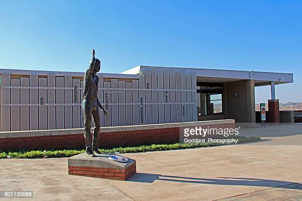 South Africa: June 16 Memorial Acre (Soweto Uprising)