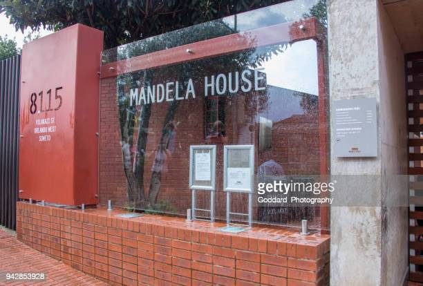 South Africa: Mandela House in Soweto