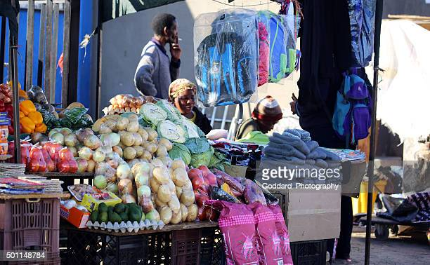 South Africa: Market in Soweto