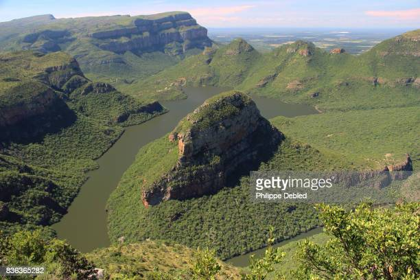 South Africa, Mpumalanga Province, Graskop, Blyde River Canyon