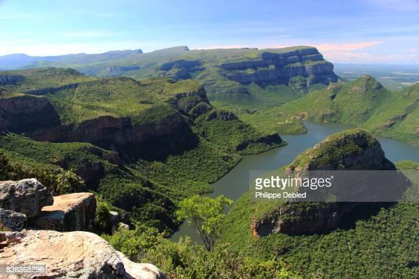 South Africa, Mpumalanga Province, Graskop, Blyde River Canyon