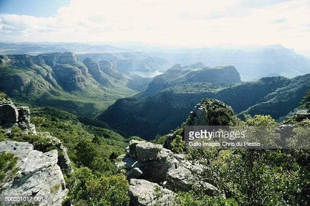 South Africa, Mpumalanga Province, Mt. Mariepskop, Blyde River Canyon
