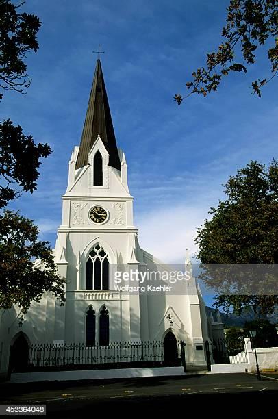 South Africa Near Cape Town Stellenbosch Dutch Reformed Church 1717