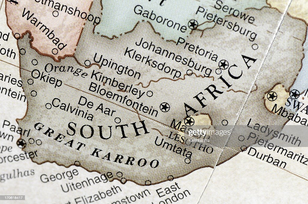 South Africa : Stock Photo