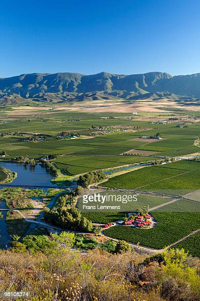 South Africa, Robertson Wine Valley