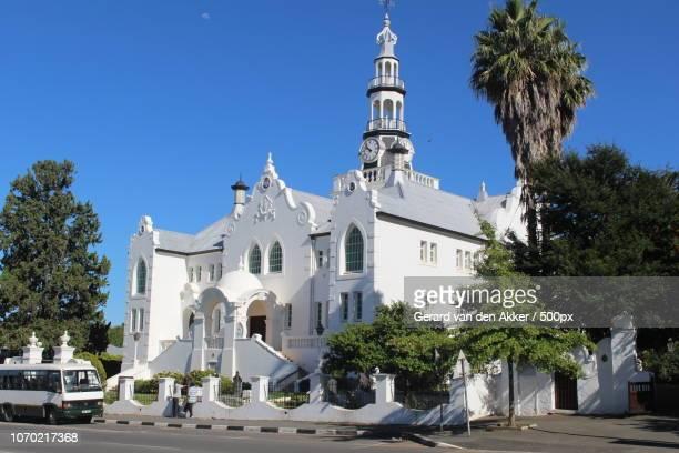 South Africa - Swellendam: Church of Swellendam
