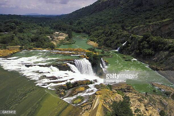 South Africa, Transvaal, Hartbeespoort Dam, elevated view