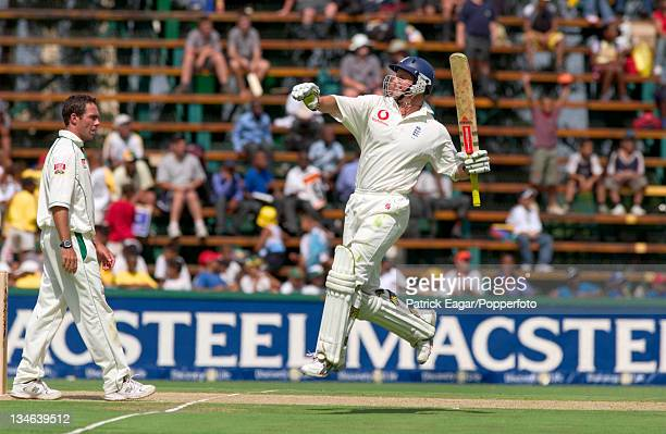South Africa v England 4th Test Johannesburg Jan 05