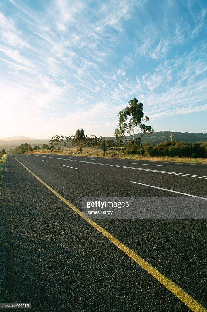 South Africa, Western Cape, road : Stockfoto