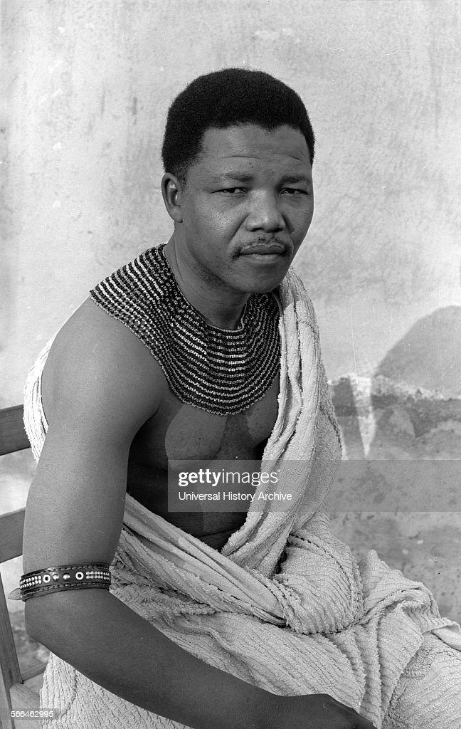 Mandela In Hiding : Nachrichtenfoto