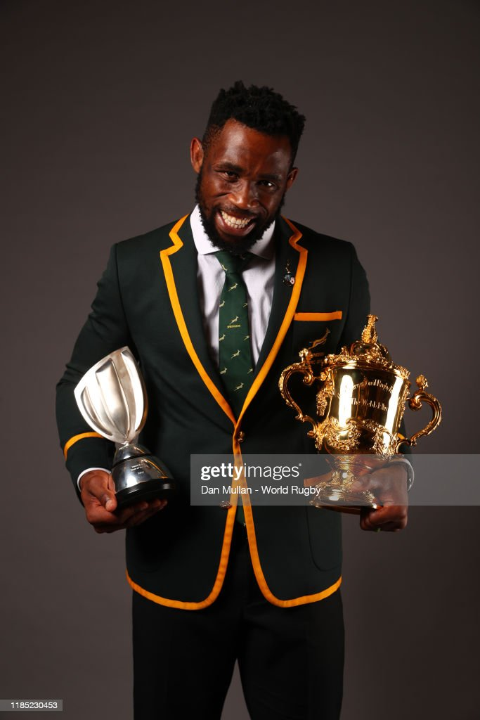 World Rugby Awards - Winners Studio : News Photo