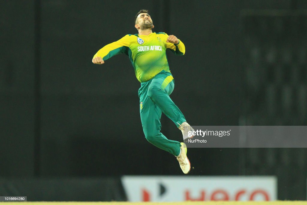 Sri Lanka vs South Africa Twenty-20 cricket match