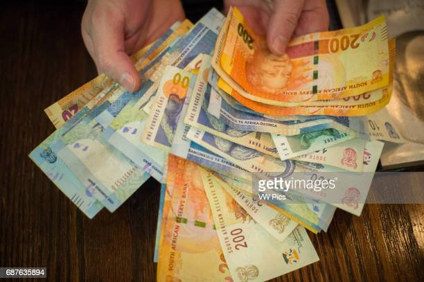AFRICA South African Currency