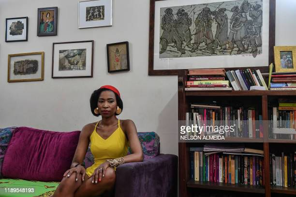 South African drug mule Nduduzo Siba poses for a photograph during an interview with AFP on November 29 in Sao Paulo Brazil Hundreds of foreign...