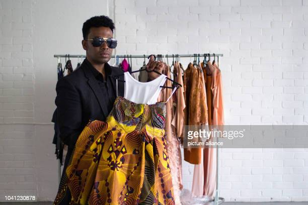 202 David Tlale Fashion Designer Photos And Premium High Res Pictures Getty Images