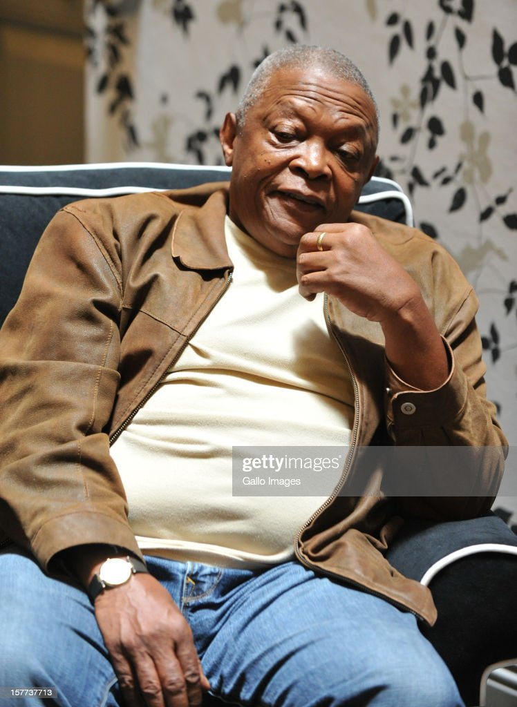 South African jazz musician Hugh Masekela on November 28, 2012 in Johannesburg, South Africa.