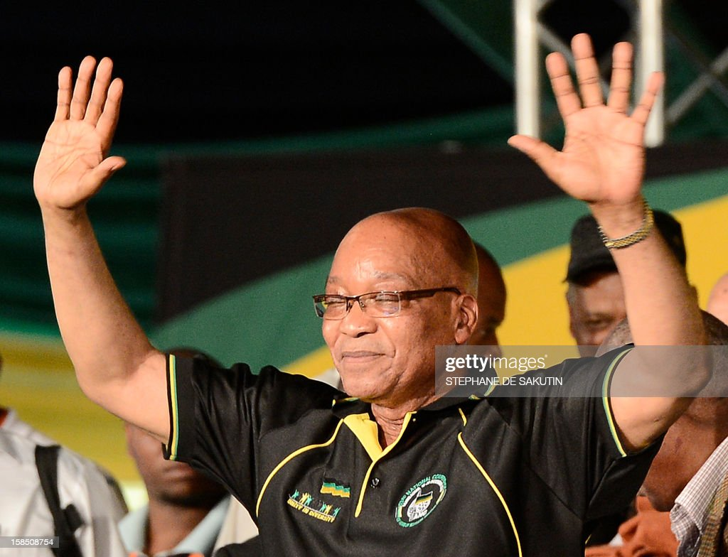 SAFRICA - POLITICS - ANC : News Photo