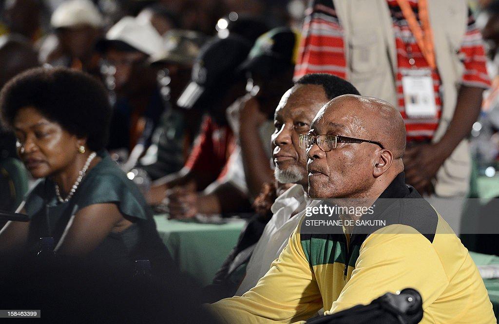 SAFRICA-POLITICS-ANC : News Photo