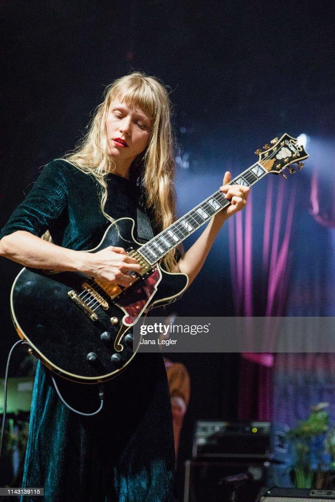 DEU: Alice Phoebe Lou Performs In Berlin